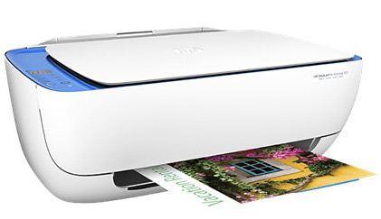 masuk dalam printer seri deskjet dengan fitur dan spesifikasi paling baru Spesifikasi Printer HP Deskjet Ink Advantage 3635 Terbaru
