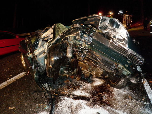 Vehicle Accident News Stories & Articles: One-Car Crash