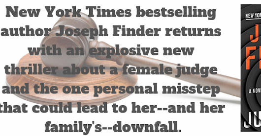 ✱✱Book Review✱✱ Judgment by Joseph Finder