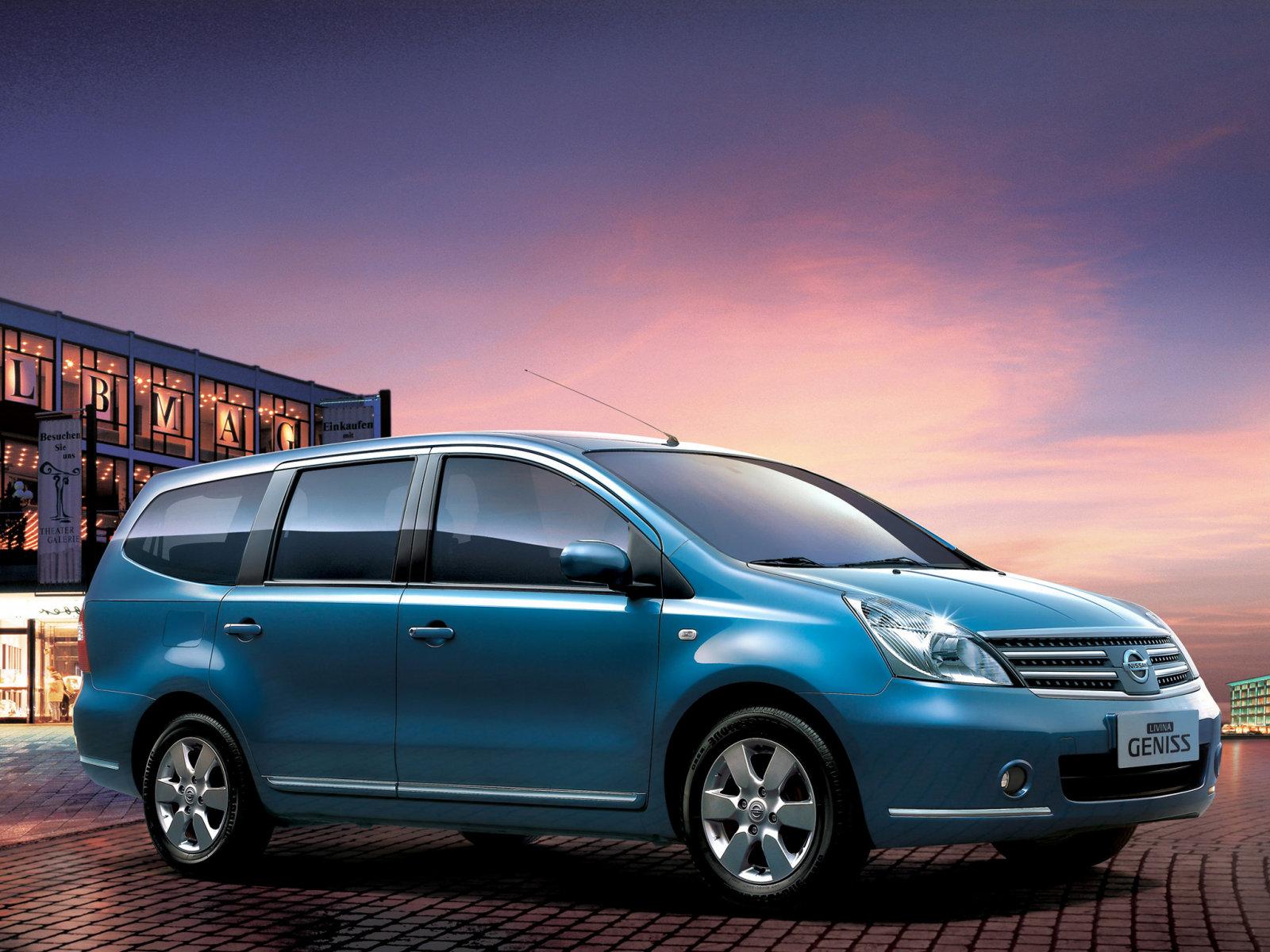 Toyota Grand New Veloz 1.5 Avanza Gambar Best Nissan Livina Hd Wallpapers Part 5 Cars