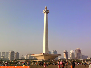 Photo: National Monument (Monumen Nasional), Indonesia
