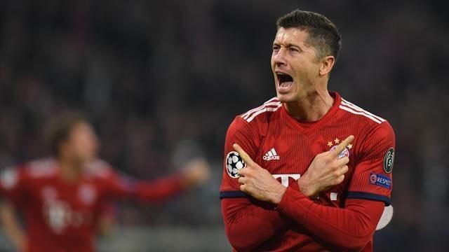 Bayern Munich vs AEK Athens