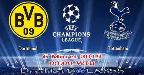 Prediksi Bola855 Dortmund vs Tottenham 6 Maret 2019