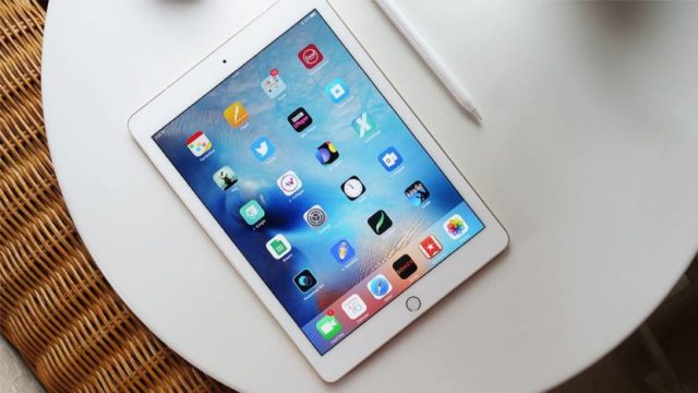 "ipad-pro-640x360 The 10.9 ""iPad Pro will not have Home button and its bezels will be narrower Technology"