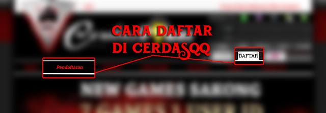 Cerdasqq.com Agen BandarQ Terpercaya dengan Rate Kemenangan Tertinggi