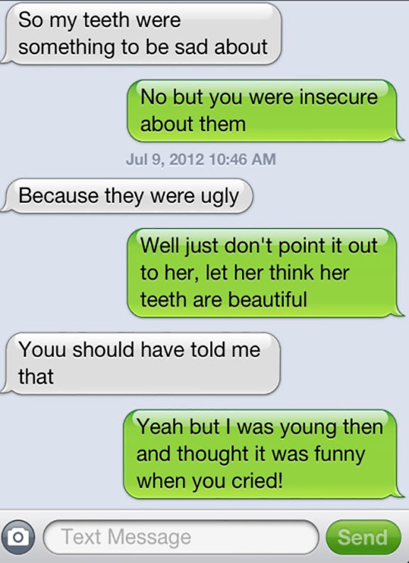 Hilariously Funny Text Messages