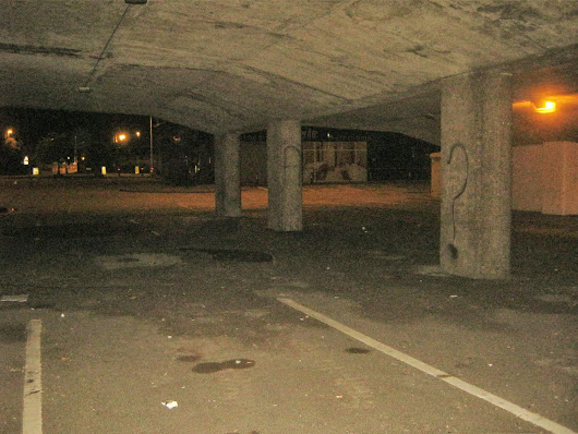 The Figure in the Underpass