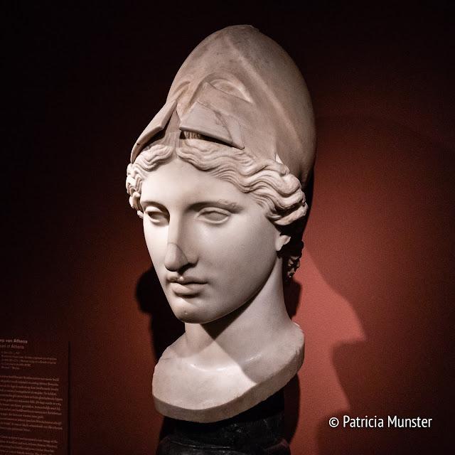 Head of Athina