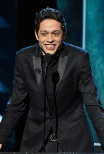 Pete Davidson. Director of The King of Staten Island