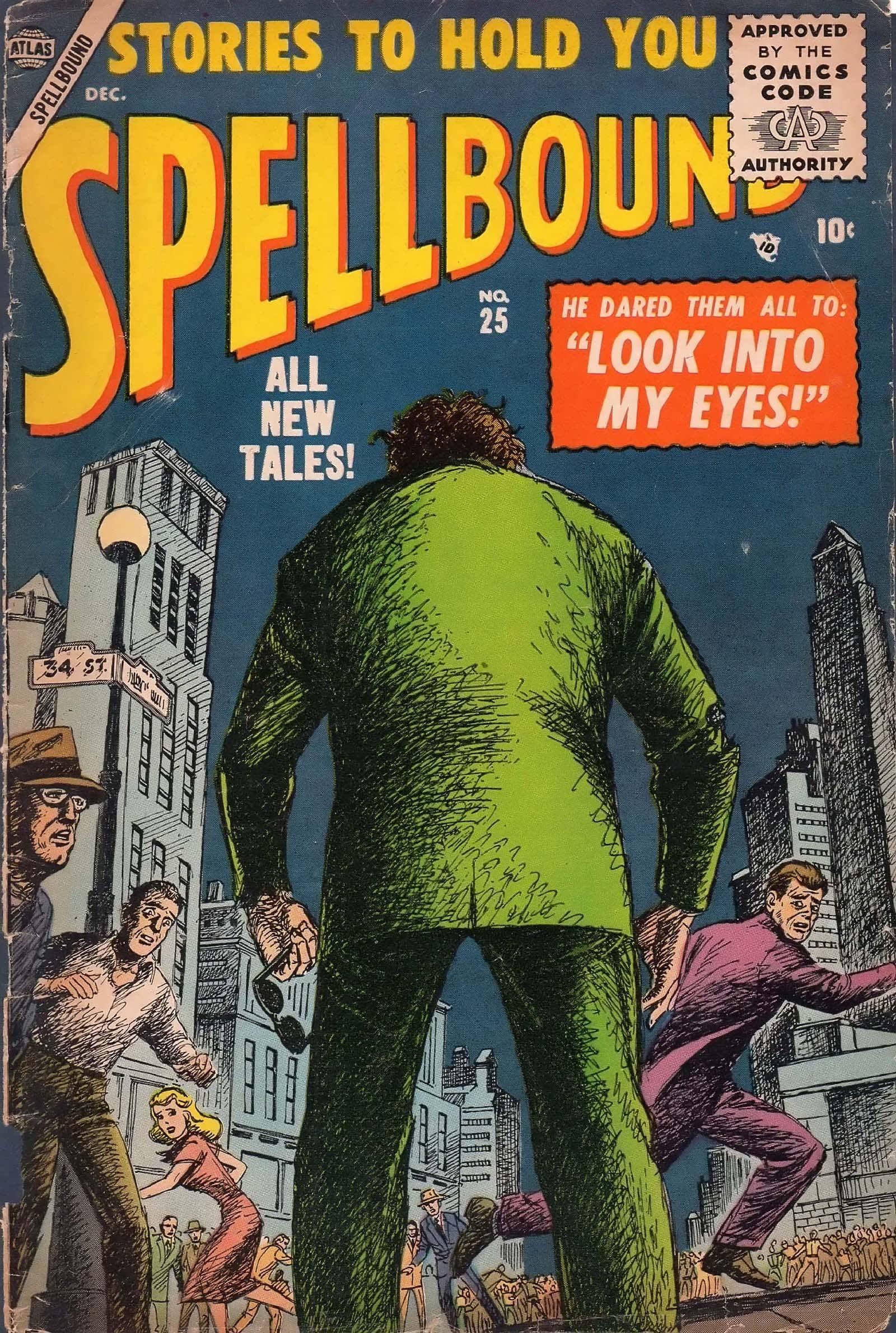 Spellbound (1952) 25 Page 1