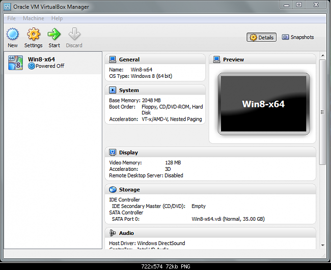Virtualbox portable 32 64 bits multilenguaje mega for Arquitectura 32 o 64 bits