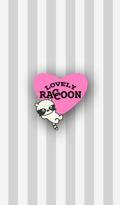 Lovely Raccoon