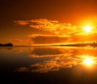Cette Lumière est comme l'Arche de Noé pour sauver la vie. Elle véhicule La Parole de Dieu comme un écho qui circule en permanence autour de la planète Gaïa.