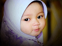 Nama Bayi Wanita Islami Rangkaian 2 Kata Terbaru 2017