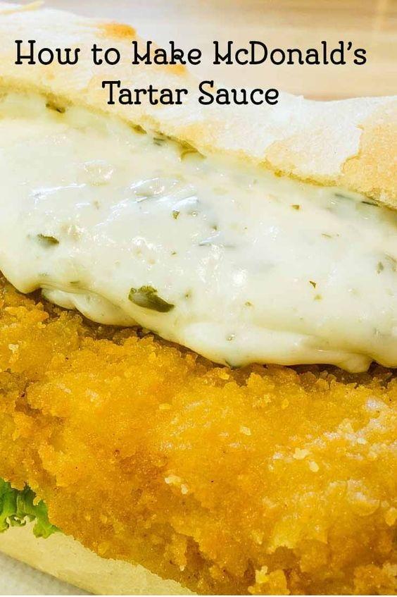 McDonalds Tartar Sauce