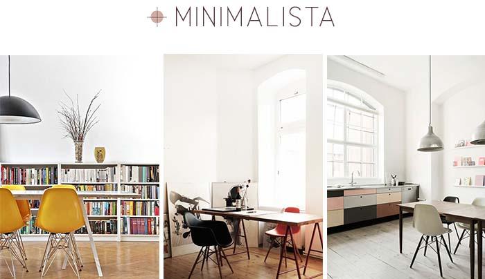 silla dsw eames minimalismo decoracion