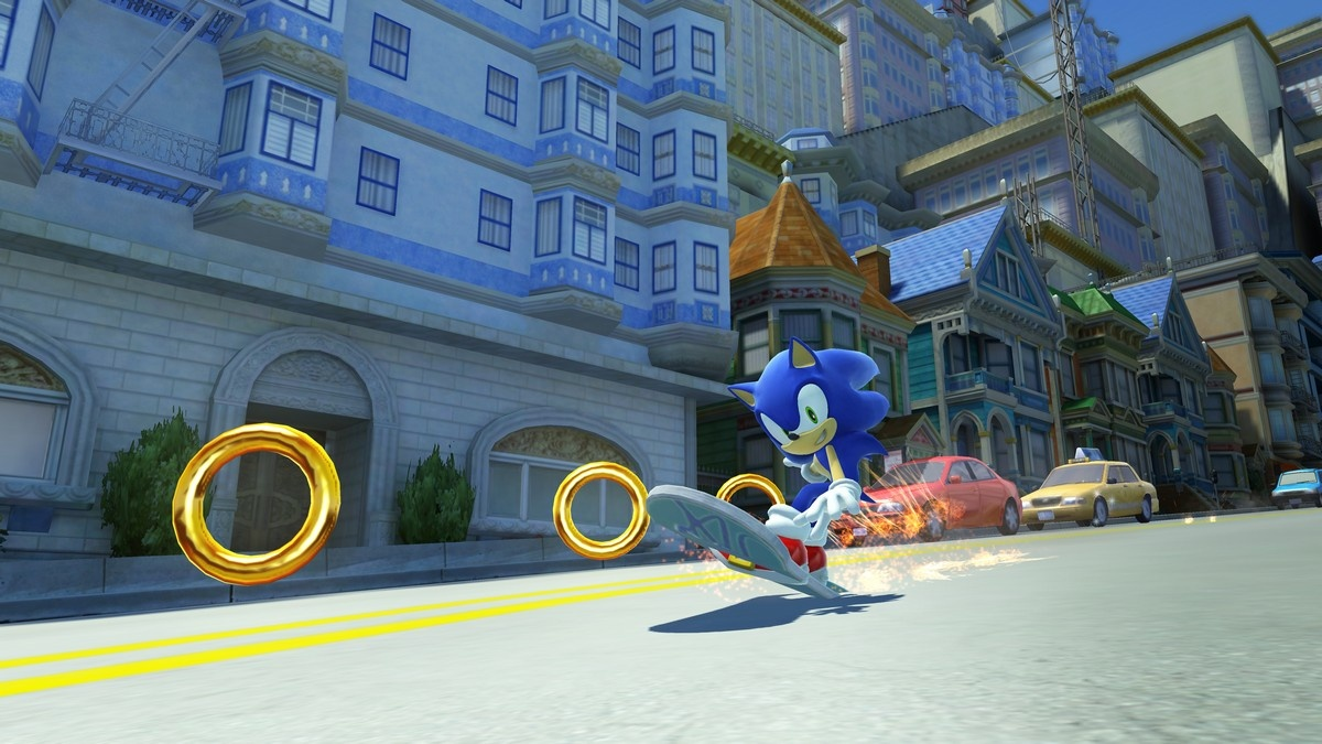 SuperPhillip Central: Sonic Generations (PS3, 360) Review