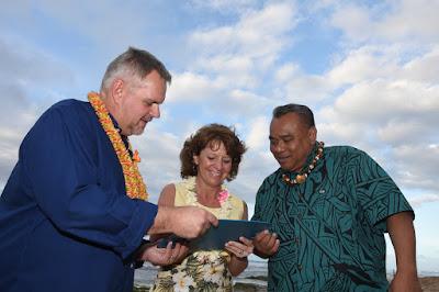 Hawaii Minister