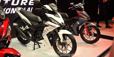 Perbandingan New Honda Winner Vs New Yamaha MX King