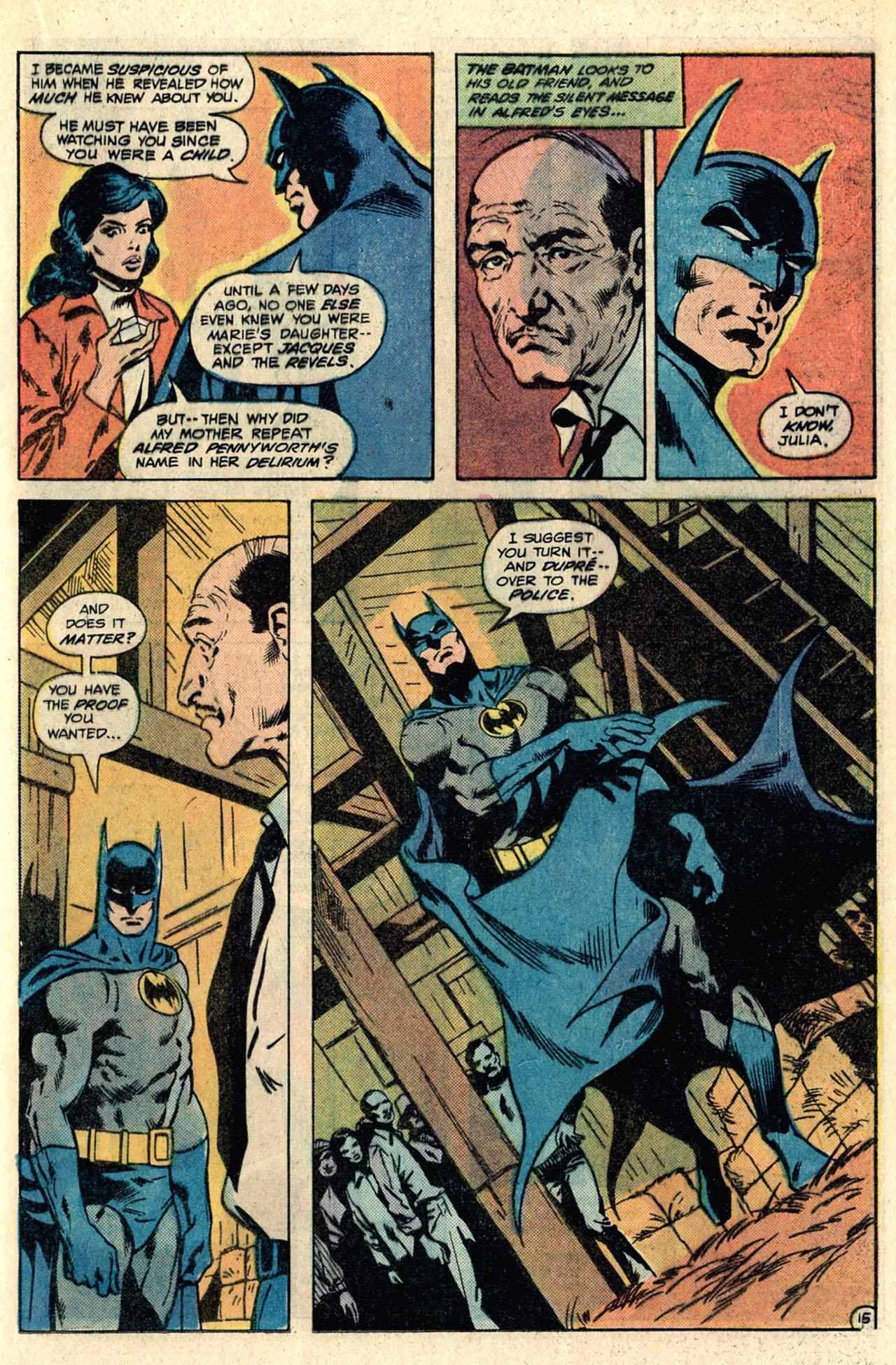 Detective Comics (1937) 502 Page 20
