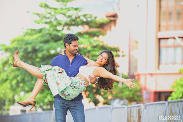 Akalanka Ganegama's Pre Wedding Photo Shoot
