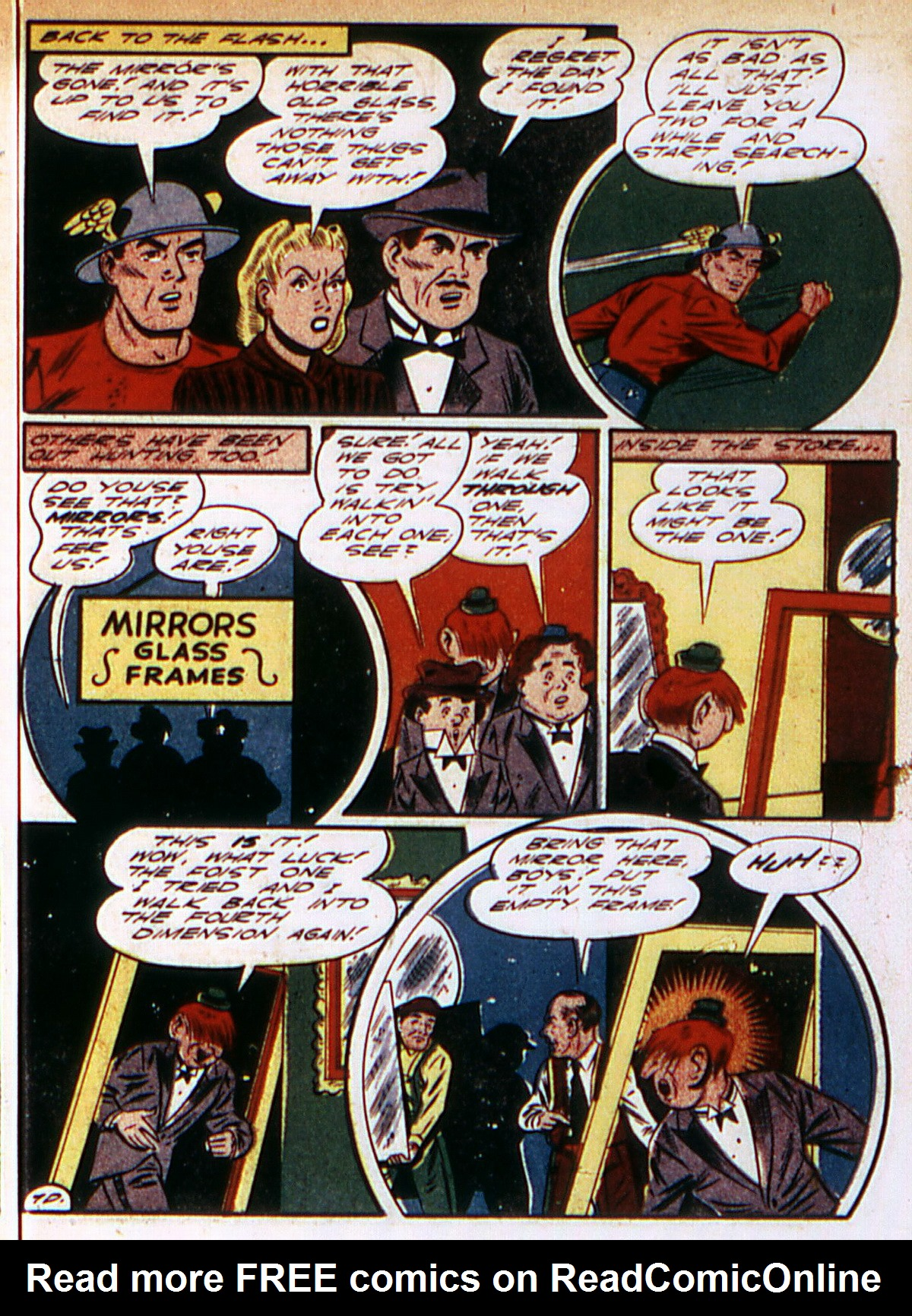 Read online All-Flash comic -  Issue #9 - 55