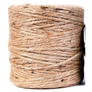 Jute for crafting