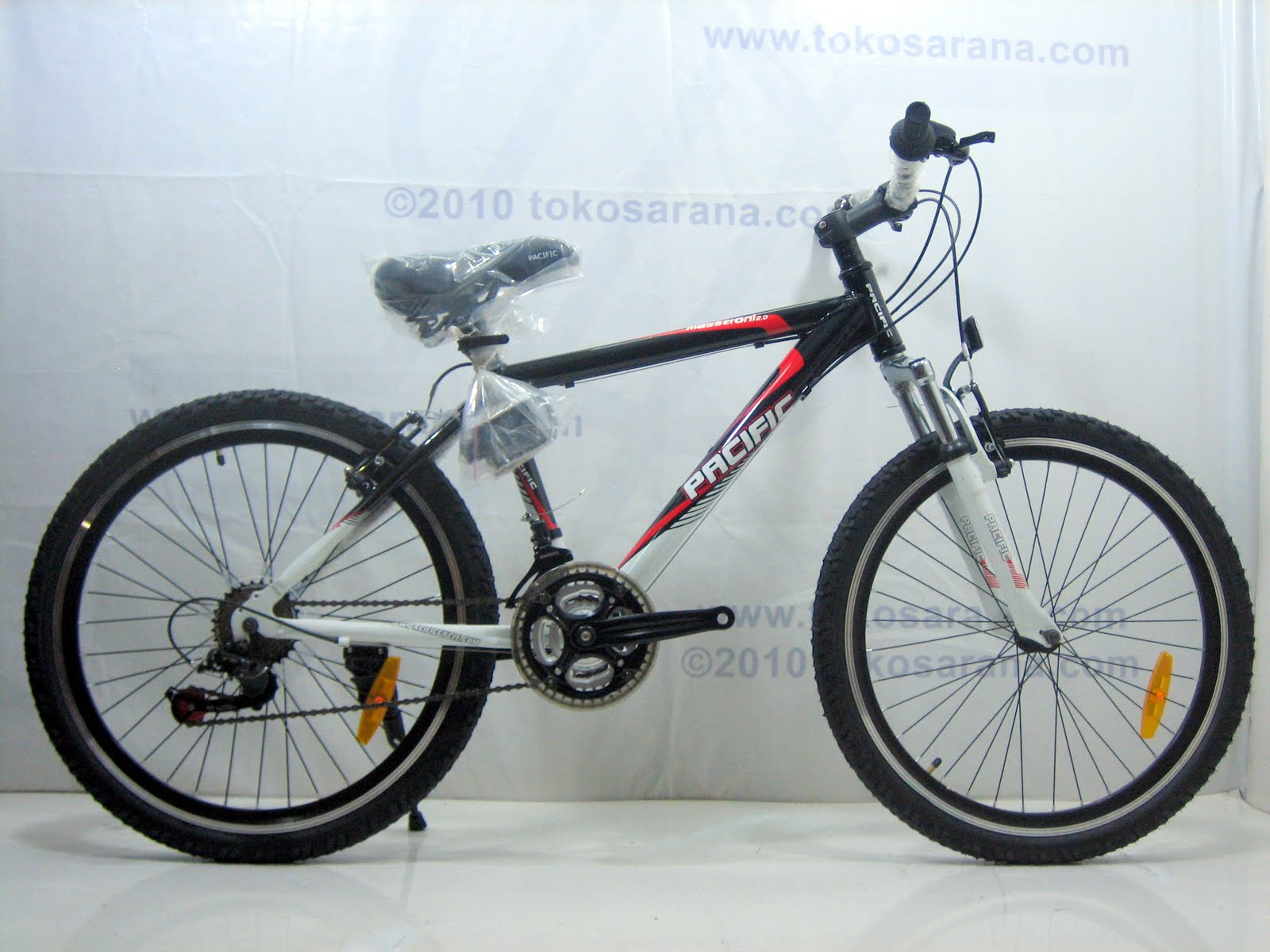 GOES BIKE: Sepeda Gunung PACIFIC MASSERONI 2.0 Alloy Frame