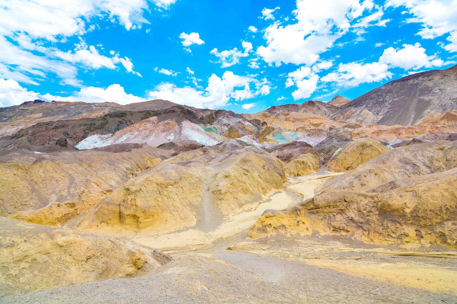Artist's Palette, Death Valley