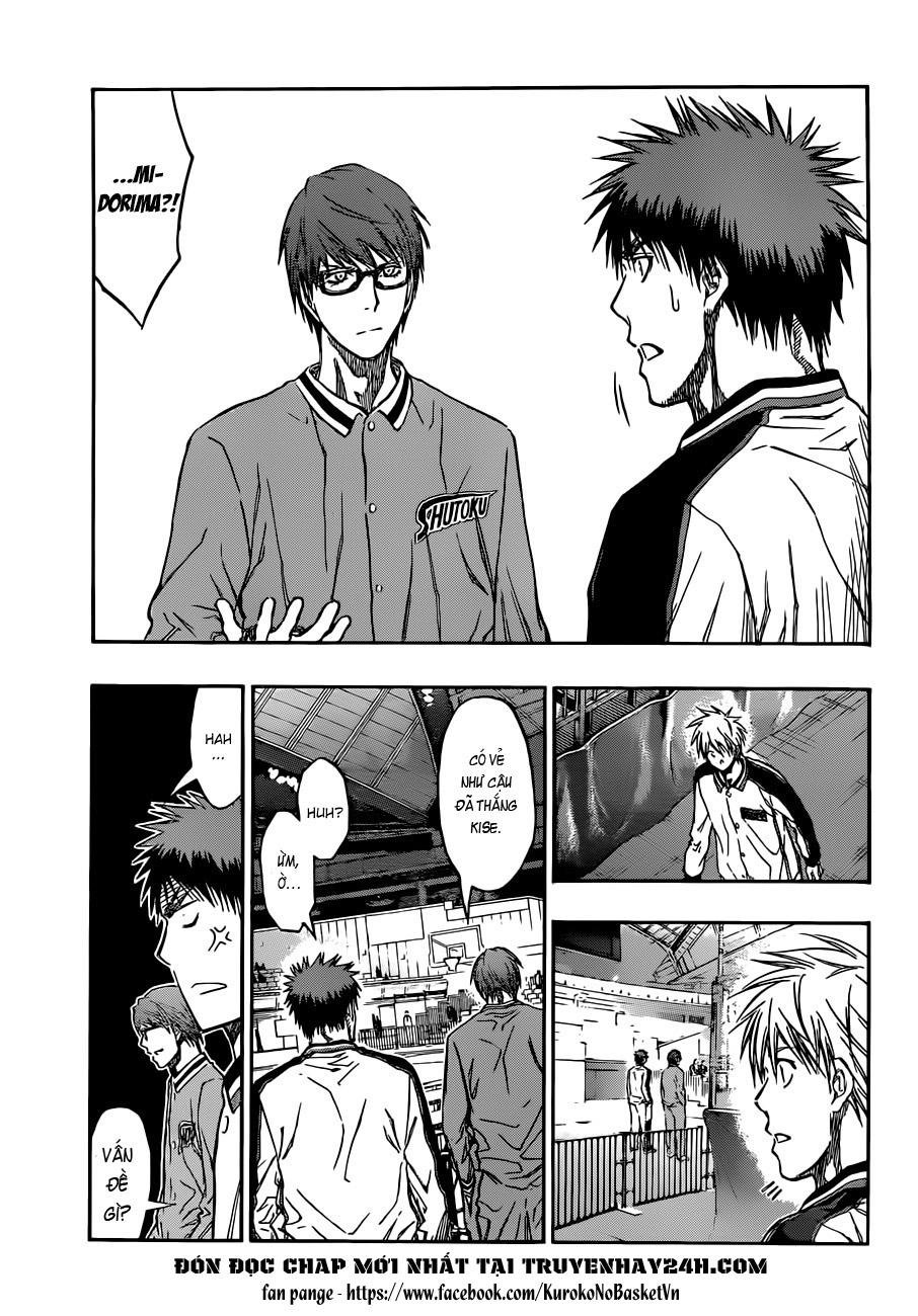 Kuroko No Basket chap 203 trang 16