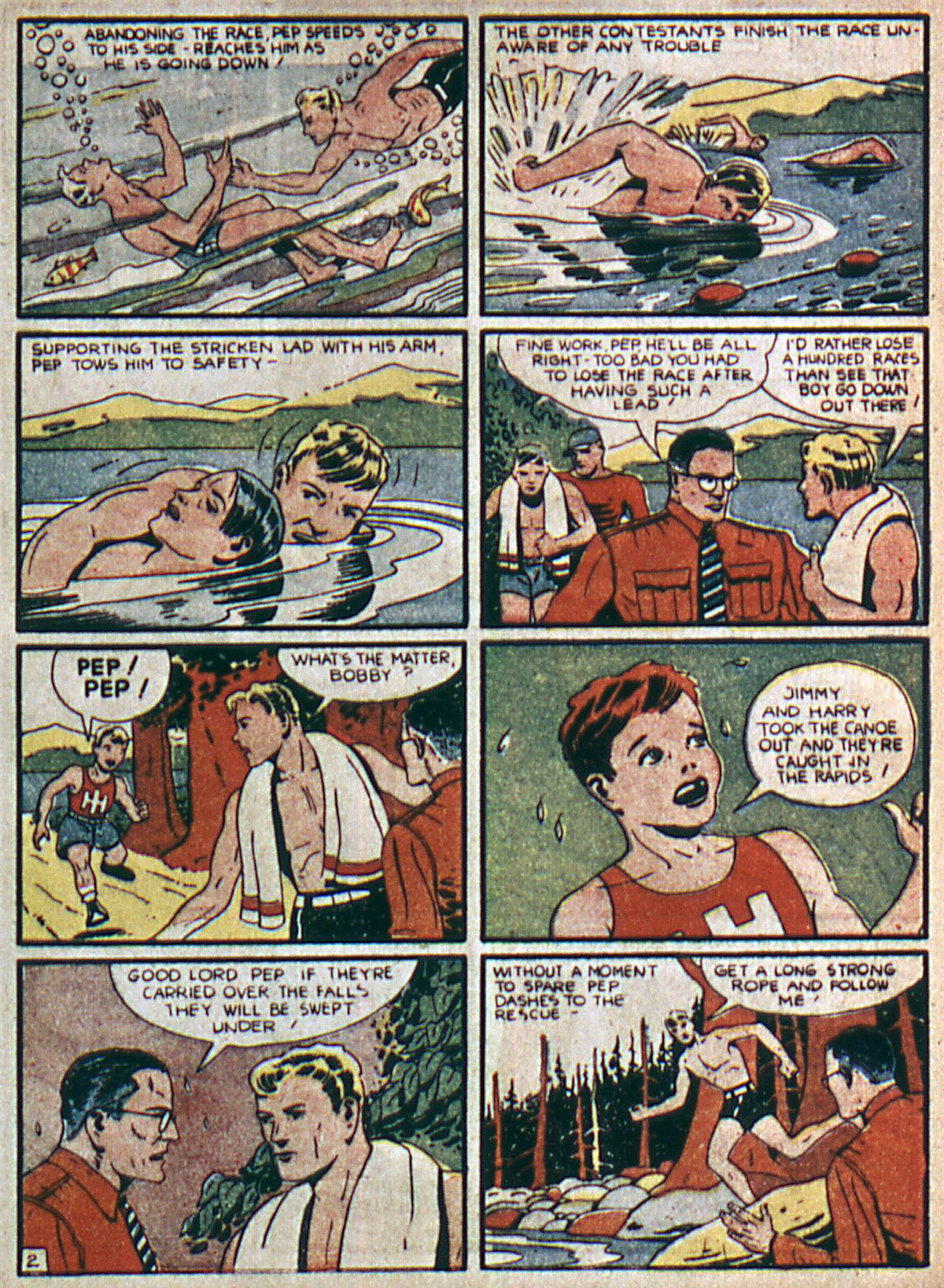 Read online Action Comics (1938) comic -  Issue #4 - 24