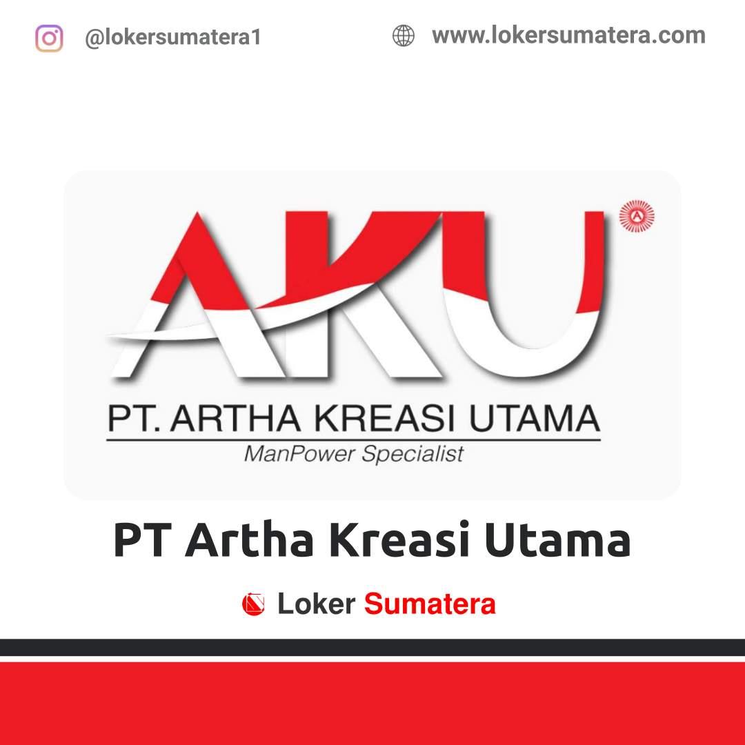 Lowongan Kerja Pekanbaru: PT Artha Kreasi Utama (AKU) September 2020
