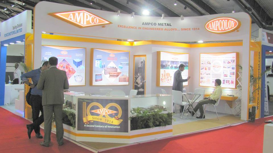 Exhibition Booth Equipment : Exhibition stall fabricator booth builder cwe cutting