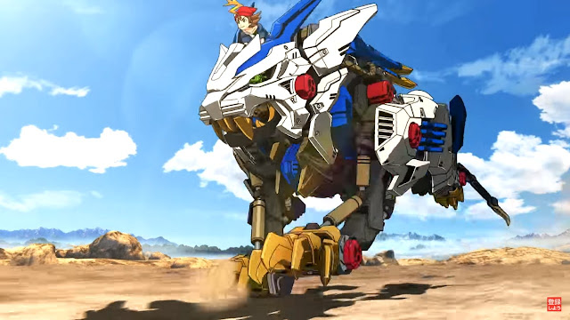 Download Video Anime Zoids Wild Episode 1 Subtitle Indonesia Terbaru 2018