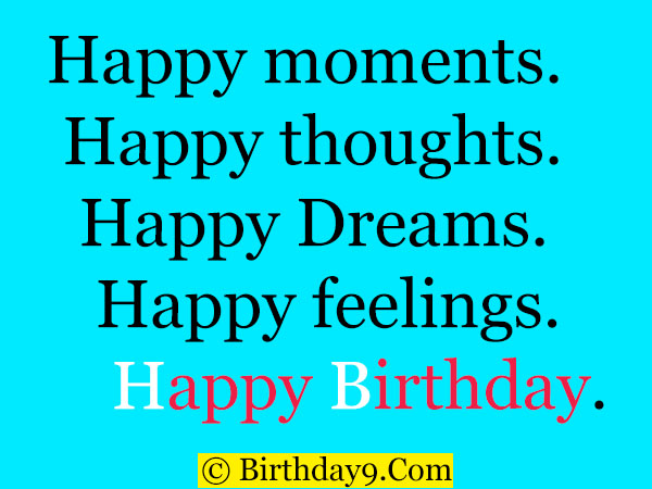 Best Quotes For A Friend On Her Birthday : Free happy birthday wishes quotes text messages