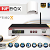CINEBOX OPTIMO X HD: NOVA ATUALIZAÇÃO - 05/08/2016