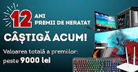 Castiga un telefon Nubia, un storcator Philips, un laptop 2in1 Acer sau alte 9 premii, in valoare de peste 9.000 Lei