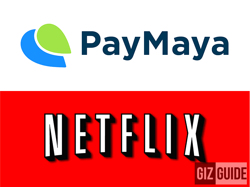 Watching Netflix by using your PayMaya card now possible