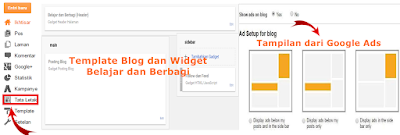 Sidebar diterima AdSense