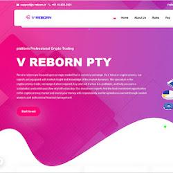 V-Reborn: обзор и отзывы о v-reborn.io (HYIP СКАМ)
