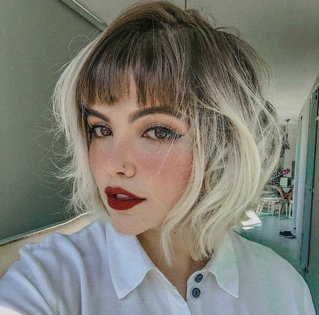 female haircut styles 2019