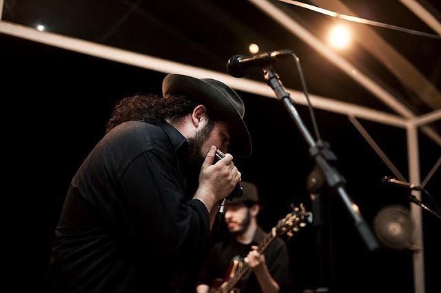 """Sesc Registro comunica cancelamento do show de Big Chico  """"Paulo Gazela Blues Band"""""""