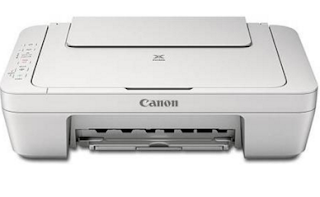 Canon PIXMA MG2920 white Driver Download For Windows 10 And Mac OS X