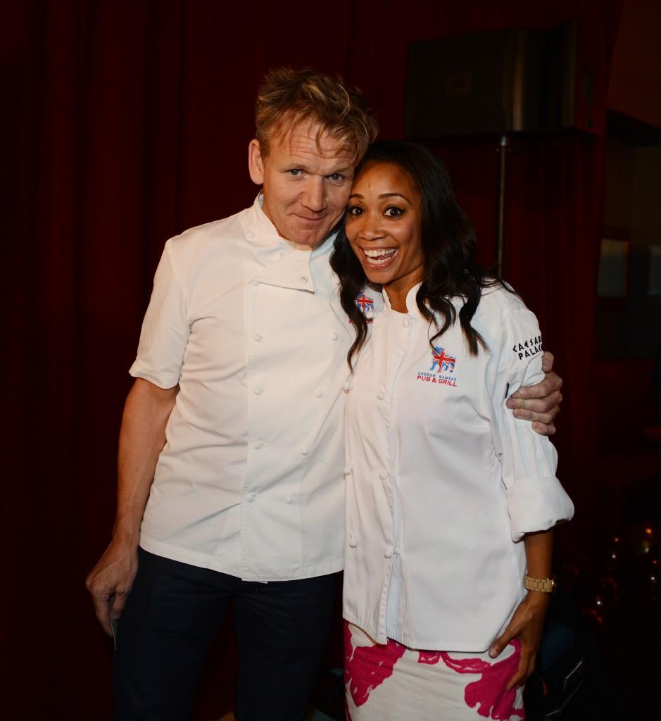 Hells Kitchen Winners: Foodie Gossip: Hell's Kitchen Winner Ja'Nel Witt Won't Do