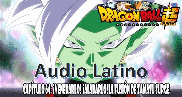 ver capitulo 64 en audio latino online, Vegeta y Goku continúan su lucha contra Zamasu y Black Goku.