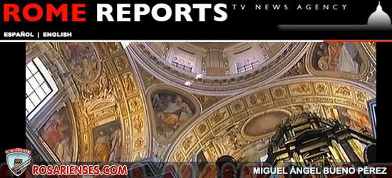 Santa María Mayor restaura su bellísima Capilla Sixtina | Rosarienses, Villa del Rosario