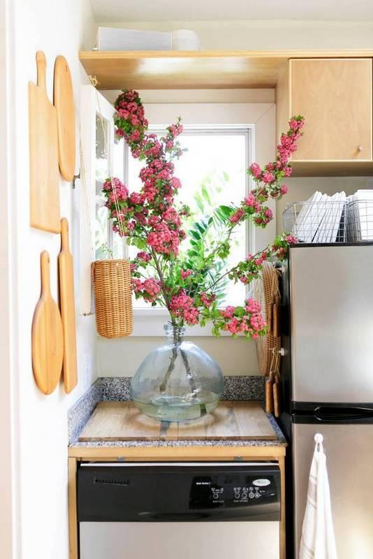 die wohngalerie wie man flott eine alte k che aufwertet. Black Bedroom Furniture Sets. Home Design Ideas