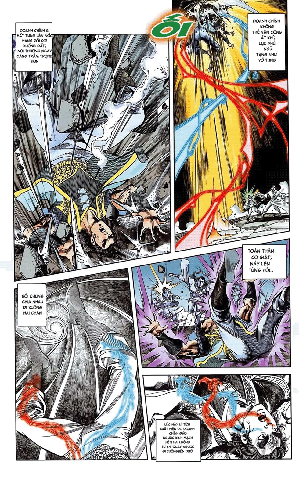 Tần Vương Doanh Chính chapter 20 trang 3