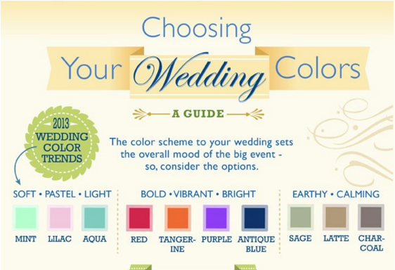 Searching for the perfect wedding colors? Well, you're in luck because I'm  pretty sure I've put together just about every color palette imaginable.