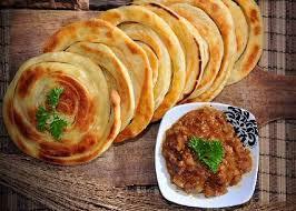 Cara Mudah Praktis Membuat Roti Maryam Lezat empuk